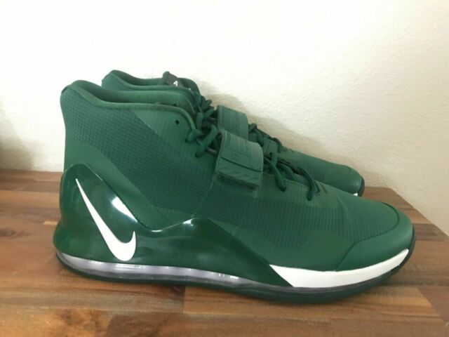 folleto lobo apenas  Nike Air Force Max '19 TB Promo Basketball Mens Size 12 Green Ar4095 302  for sale online | eBay