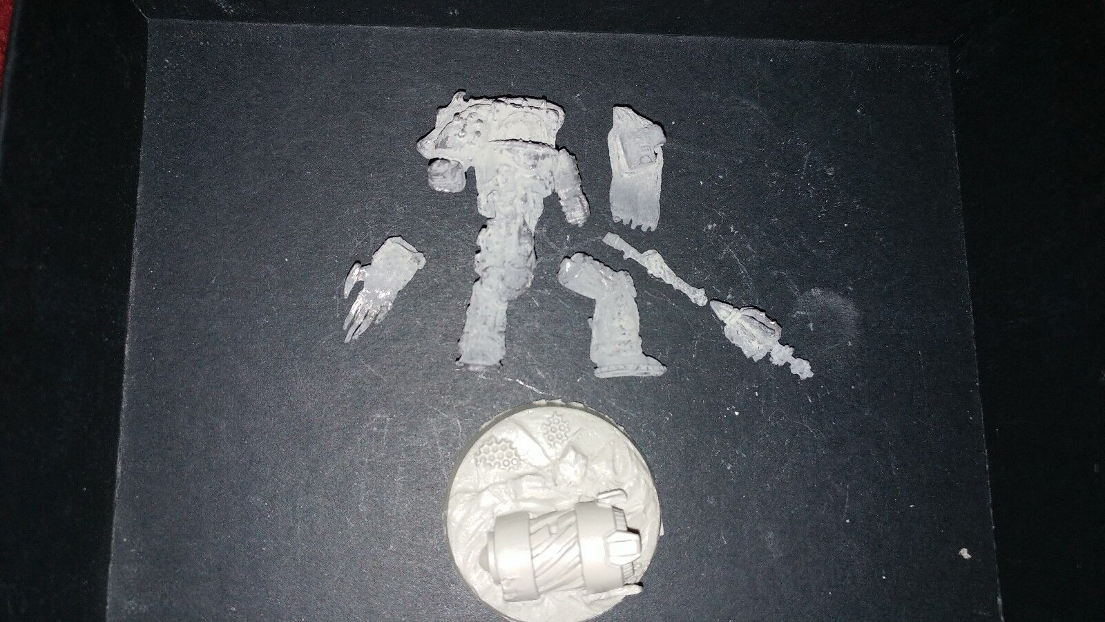 Primarch Horus Lupercal 1st Version Complete kit