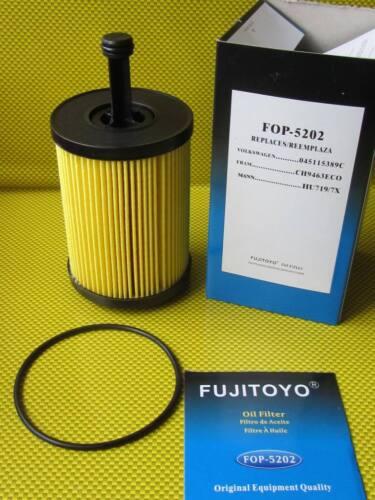 Oil Filter Volkswagen Sharan 1.9 TDi PD 8v 1896 Diesel 11//02-3//06