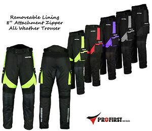 ProFirst-Mens-Waterproof-Genuine-Motorbike-Motorcycle-Trouser-Pant-Biker-Fashion