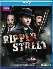 Ripper Street (Blu-ray Disc, 2013, 2-Disc Set) BBC AMERICA Season One