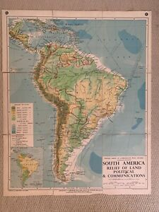 Philips-Comparative-Wall-Atlas-South-America-1955