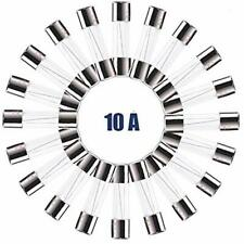 F8L250V cartridge GLASS fuses 6X30mm 5x 3AG8A250V F8 L250V F8AL250V F8A 250V