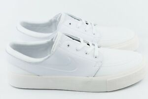 642765cb6a7fe Nike SB Zoom Stefan Janoski Elite HT Mens Size 14 Skate Shoes White ...