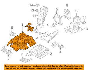 vw volkswagen oem 12 16 touareg 3 6l v6 electrical fuse. Black Bedroom Furniture Sets. Home Design Ideas