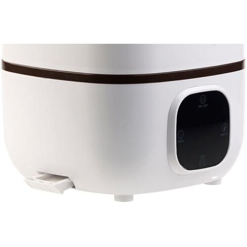 Ultraschall-Luftbefeuchter mit Aromafach /& 360°-Vernebler 280 ml//Std.