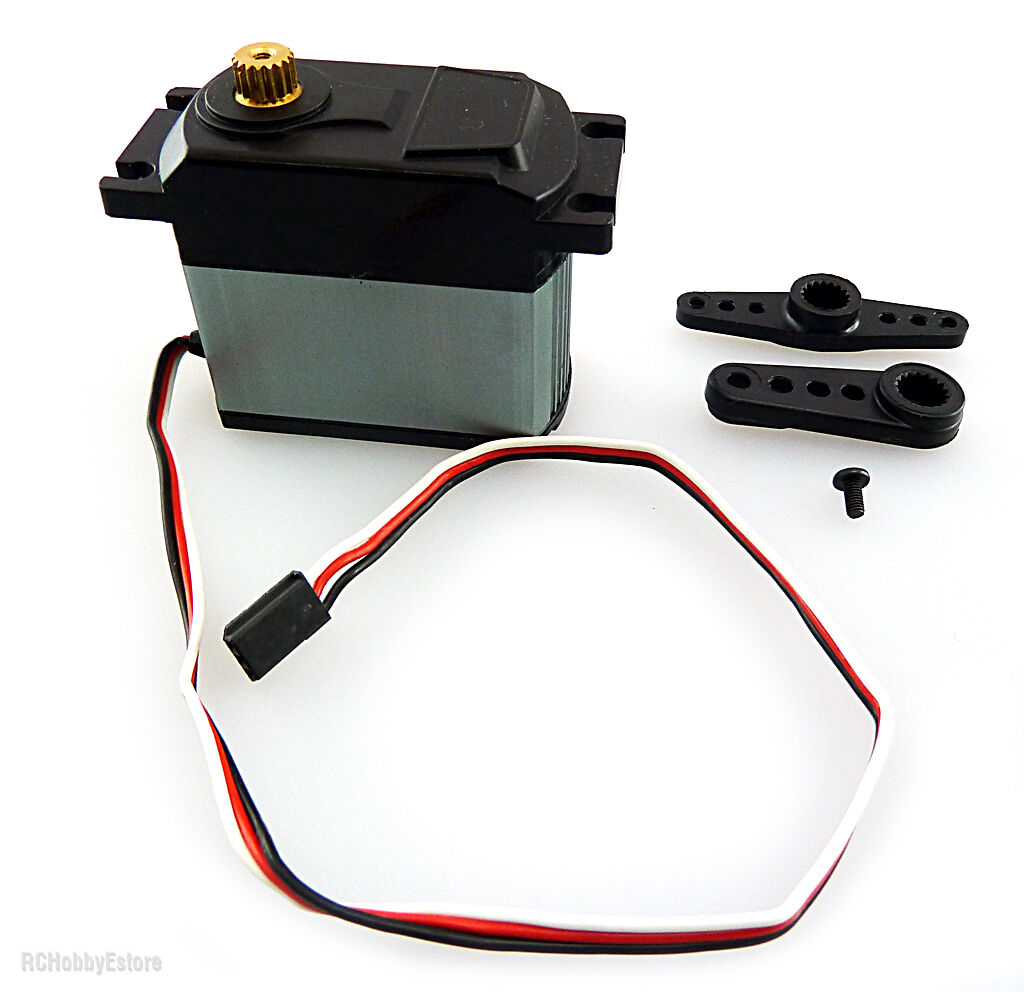 SP2701-20  METAL GEAR STEERING SERVO FOR 1 5TH SCALE 20KG TORQUE