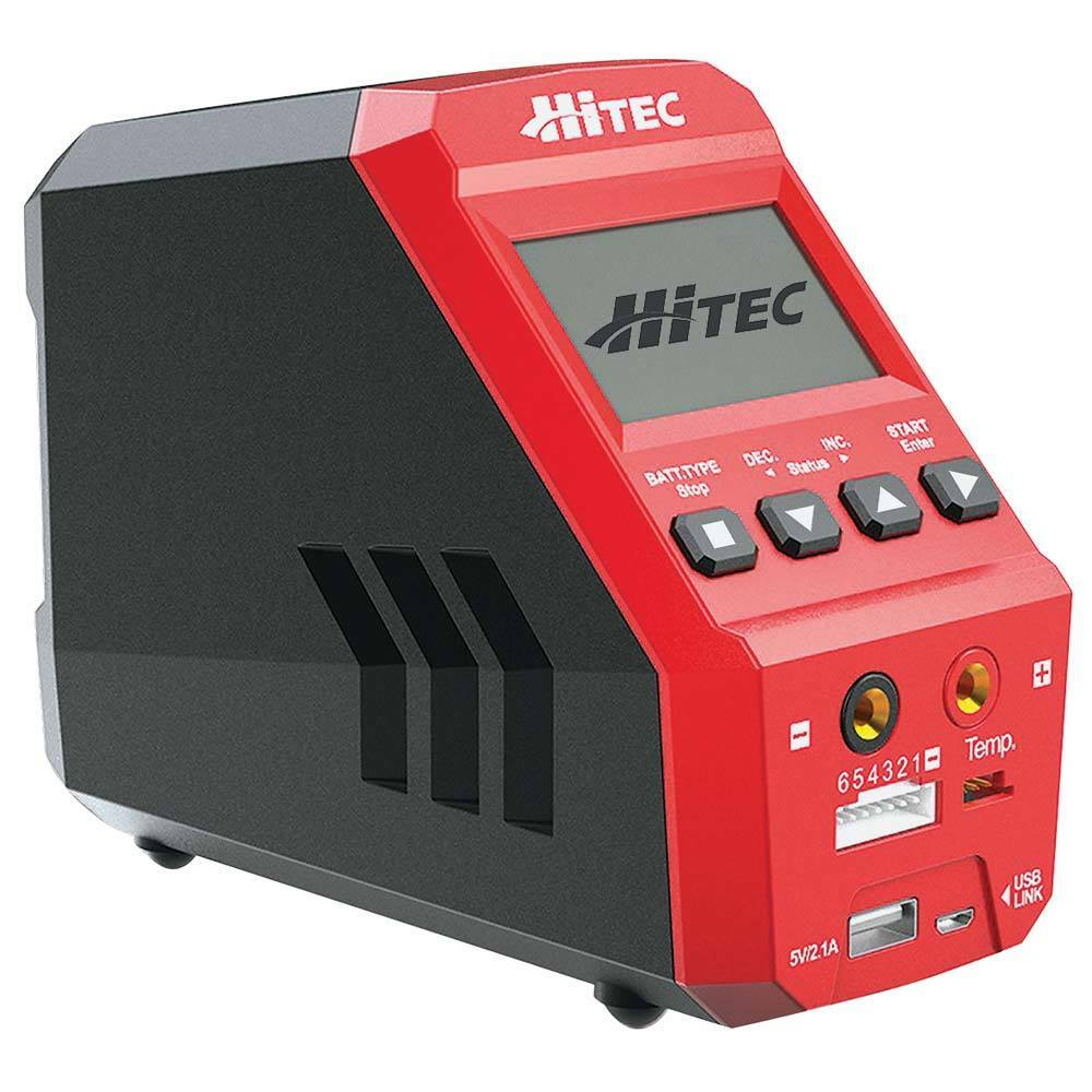 Hitec RDX1 - AC DC Battery Charger Discharger 44245