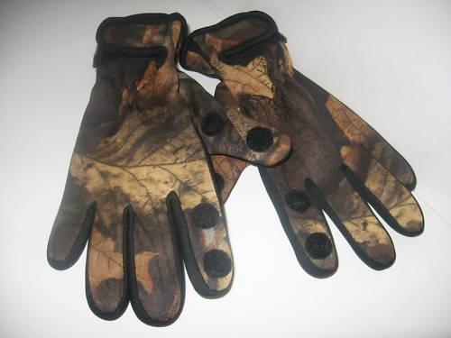 WHOLESALE Camo Neoprene Gloves X 10 Pairs