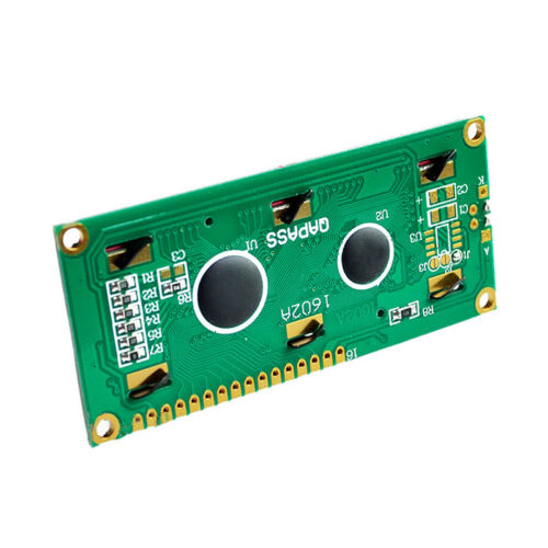 1602A Blue LCD Display Module LED 1602 Backlight 5V For Arduino WFIT