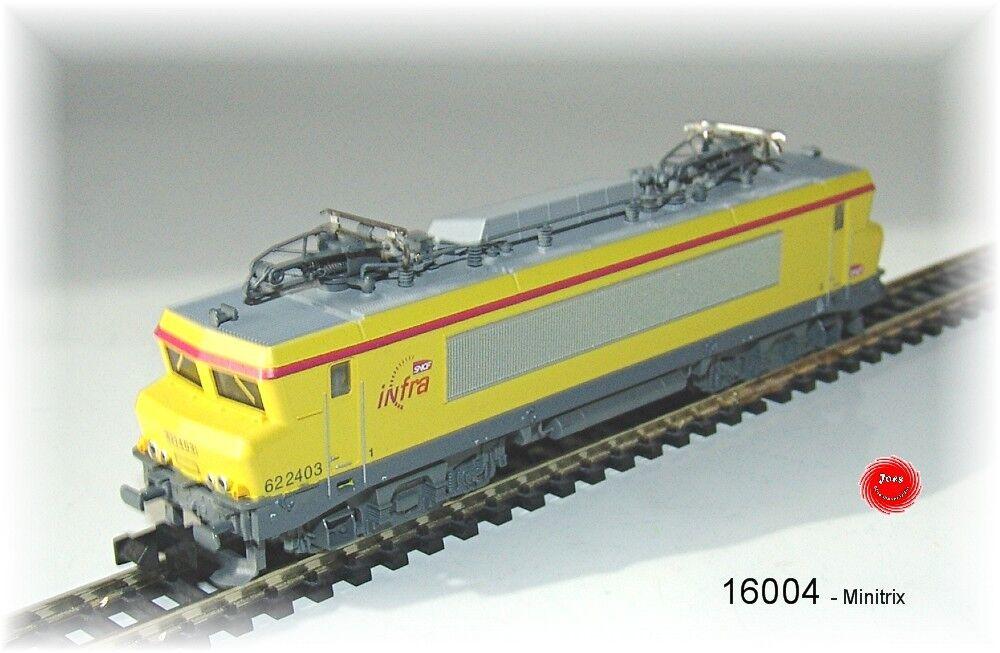 Trix 16004 E-Lok Serie Serie Serie BB 22200 der SNCF mit Digital-Decoder DCC SX NEU in OVP  431748