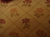 Elegant Table Runner Superb Pointed End With Tassels