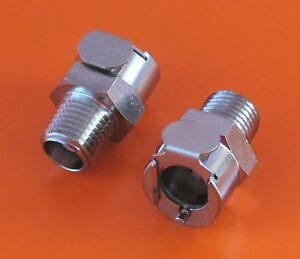 MV-AGUSTA-F4-BRUTALE-FUEL-CONNECTOR-Q-R-FEMALE-THREAD-CPC-ORIGINAL-METAL-PAIR