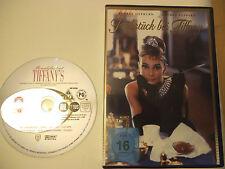 DVD Frühstück bei Tiffany PARAMOUNT 1961 AUDREY HEPBURN Blake Edwards