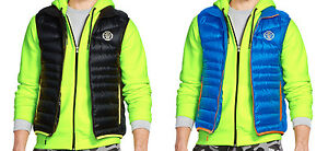 Polo-Ralph-Lauren-Sport-Mens-Blue-Black-Packable-Down-Puffer-730-Vest-Jacket-New