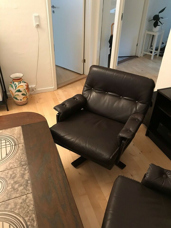 Arne Norell, for Vatne, Sofa + lænestole