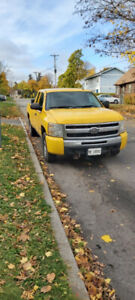 2010 Chevrolet Silverado 1500 Flex fuel