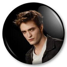 Twilight Saga Edward Cullen 25mm Pin Button Badge Robert Pattinson RPATS Vampire