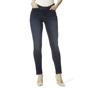 STOOKER-FLORENZ-DAMEN-STRETCH-JEANS-HOSE-SLIM-FIT-STYLE-BLUE-BLACK