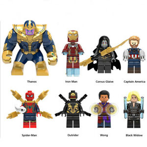 Avengers-Super-Hero-MiniFigures-Block-Iron-Man-MiniFigure-Kids-Toy-Gift-For-LEGO