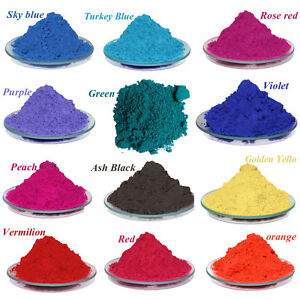 Color Mood 31°c thermochromic pigment powders mood powder changing color
