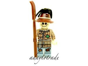 Lego-Collection-Mini-Figure-Series-11-Scarecrow-71002-2-COL164-R993