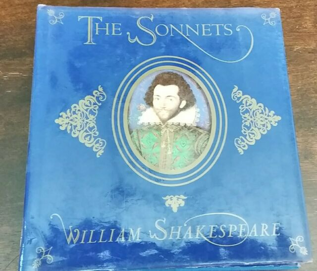The Sonnets by William Shakespeare (1988, Hardcover)