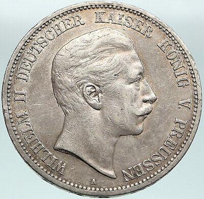 funf mark coin
