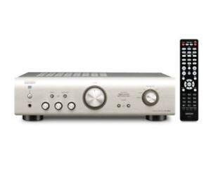 DENON-pli-main-amplifier-Premium-Silver-PMA-390RESP-from-japan