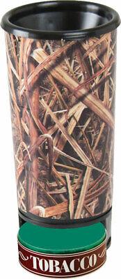 Mossy Oak Spit Bud Spittoon W// Can Cutter