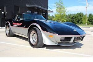 1978 Chevrolet Corvette C3 V8 CORVETTE PACE CAR 11K MILES COLD A/C