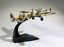 New-1-144-WWII-UK-Lancaster-Dam-Bustter-With-Bomb-Bomber-Aircraft-3D-Alloy-Model thumbnail 5