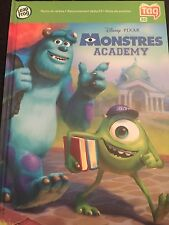 LeapFrog Leap Reader Monsters University Tag 5-8 years Book w/ 3D glasses