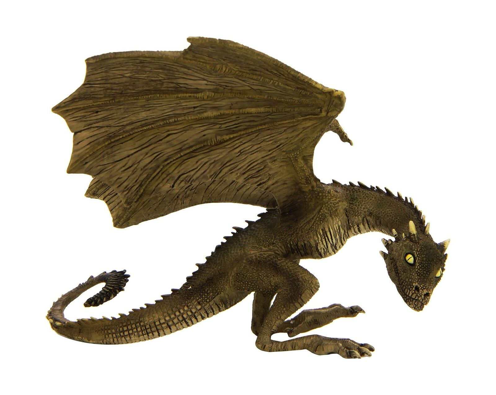 Game of Thrones Rhaegal Baby Dragon 4  Resin Statue Free Shipping
