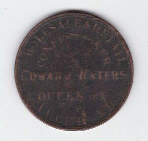 circa-1872-Edward-Waters-Confectioner-Auckland-New-Zealand-NZ-Token-One-Penny