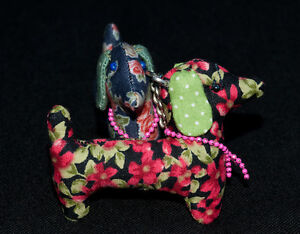 Dachshund-Key-Rings-Quirky-Dali-New-Colours-Added
