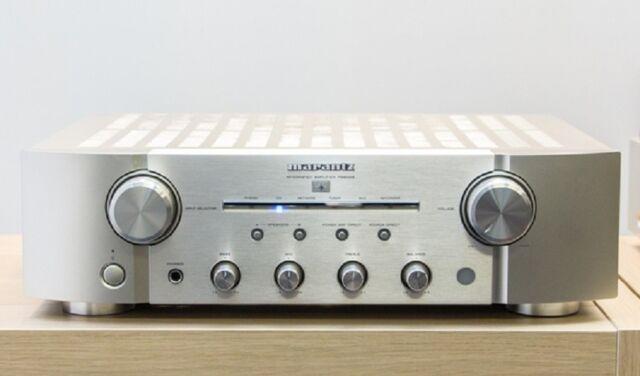 Marantz Stereo Integrated Amplifier Pre-main Amp Silver Gold Pm8006