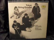 Tokyo String Quartet - Streichquartette von Haydn & Brahms