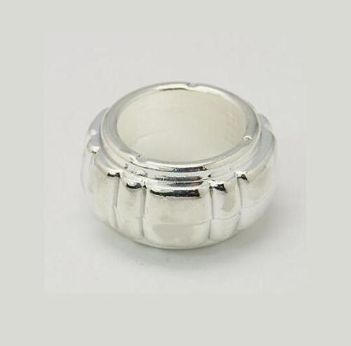 tailles et quantités Or Argent Neuf 2 couleurs Großloch perles différentes formes