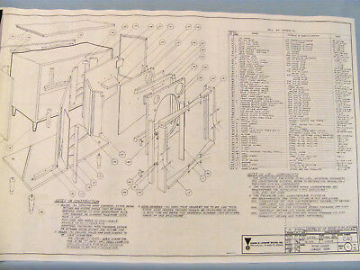 JBL C40 HARKNESS Plans Large Scale (1/4in scale) (C34, D-130, 075, 175) |  eBay