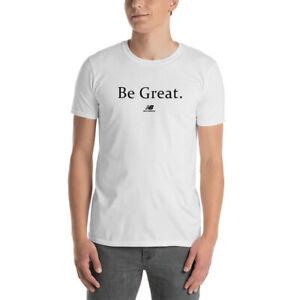 Kawhi Be Great New Balance T-Shirt