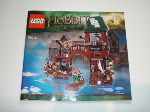 Lego Lord of the Rings//The Hobbit 1x Set of Instructions Multiple Variations!