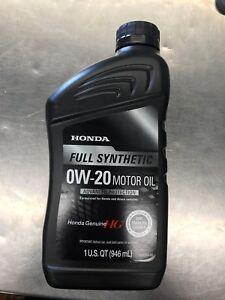 honda genuine   motor oil  ebay
