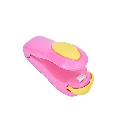 Kitchen Accessories Tools Mini Portable Food Clip Heat Sealing Machine Snack Bag
