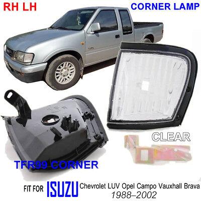 Chevrolet Luv Opel Campo Vauxhall Brava Corner Lights Pair Lh Rh Custom 88 02 Ebay