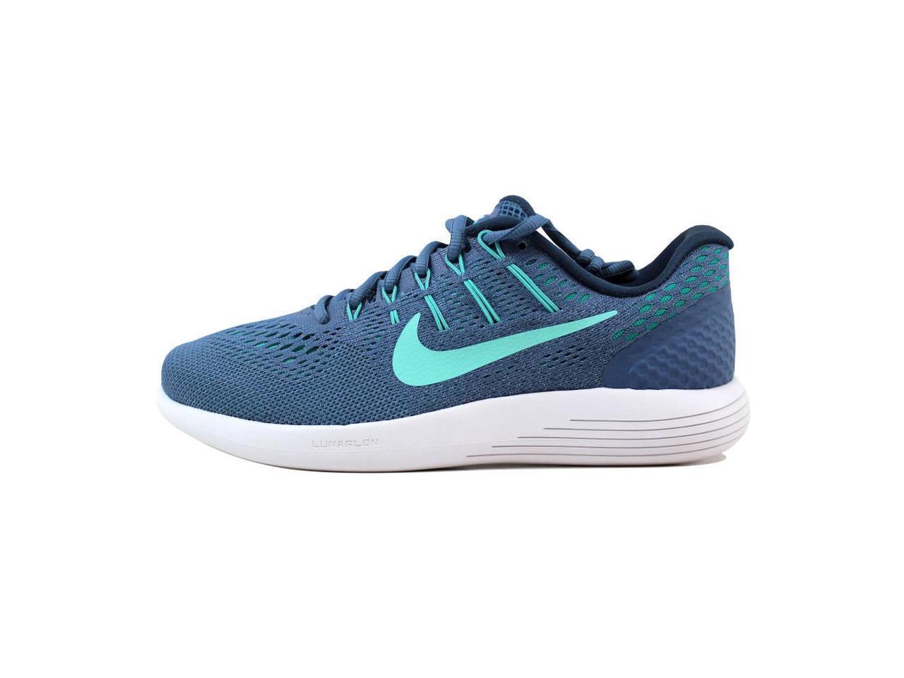 Zapatos Nike Nike Zapatos Lunarglide 8 Mujer Niebla Oceano Azul - Cual-es-el-color-turquesa