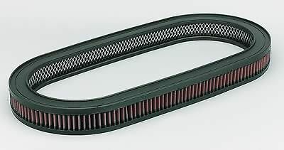 """4/"""" Tall Oval Air Cleaner K/&N Filter Shelby Cobra AC GT350 500 KR Eleanor 427 428"""