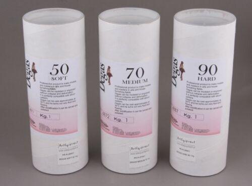 Prochima Degas 70 ral 7046 kg 1 plastilina media durezza per modelli stampi