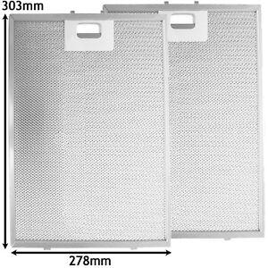 HOTPOINT 320 mm x 260 mm métal filtre à graisse cuisinière
