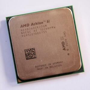 AMD-Athlon-II-ADXB26OCK23GM-Dual-Core-3-2GHz-Socket-AM2-AM3-Prozessor-CPU